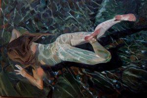 donna nell'acqua 3 2007