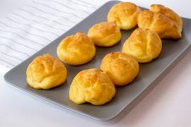 Pasta choux Bignè